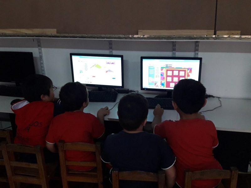Gabinete de Tecnología de Educación Inicial