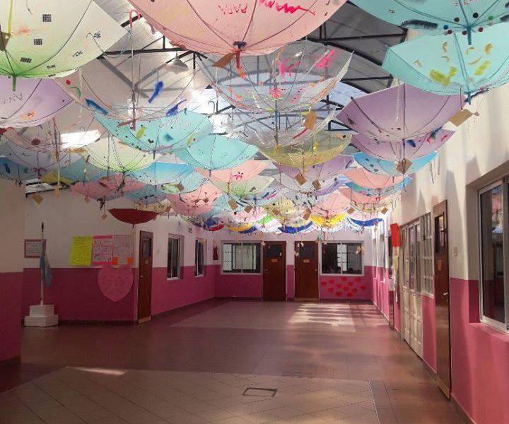 Hall de Educación Inicial