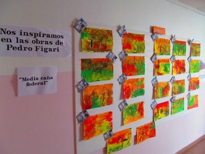 Nivel inicial artistas del 25 de mayo colegio lincoln Decoracion 25 de mayo nivel inicial