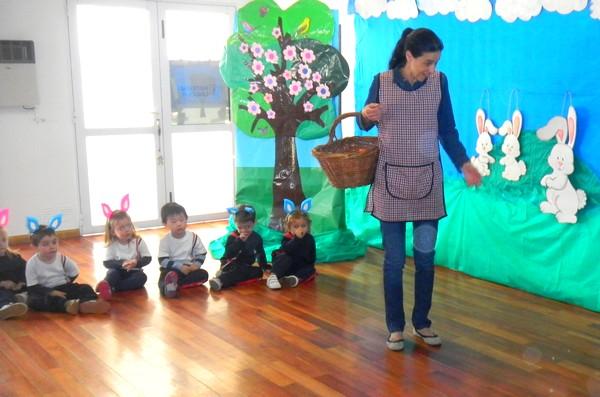 Clases abiertas de jard n maternal colegio lincoln la for Jardin maternal unlp 2015