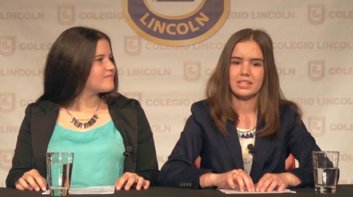 Lincoln TV en Educación Secundaria