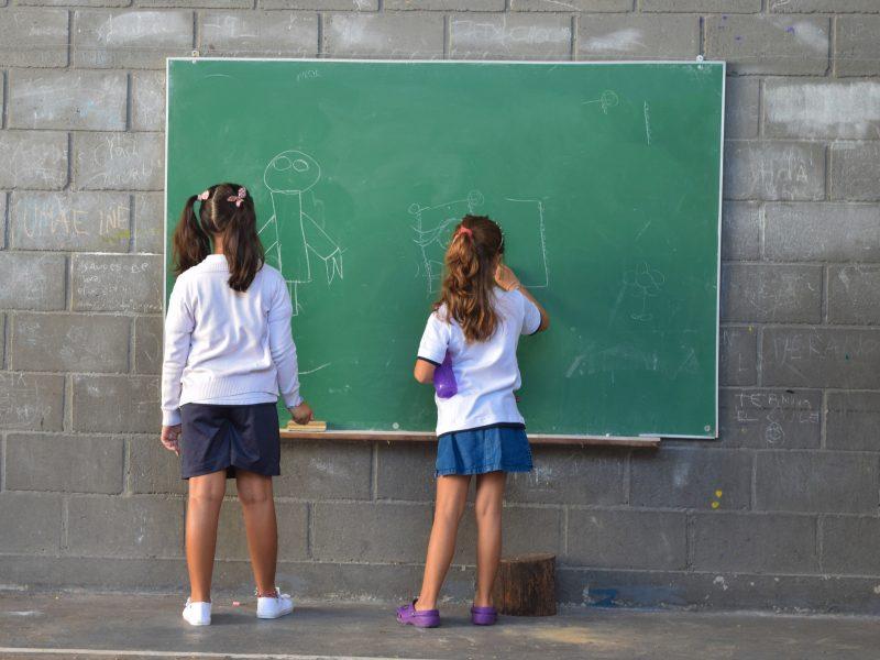 Patio Educación Primaria